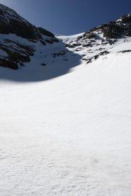 Il Glacier du Lamet al mattino