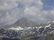 Rocca la Meia vista dal Bersaio.