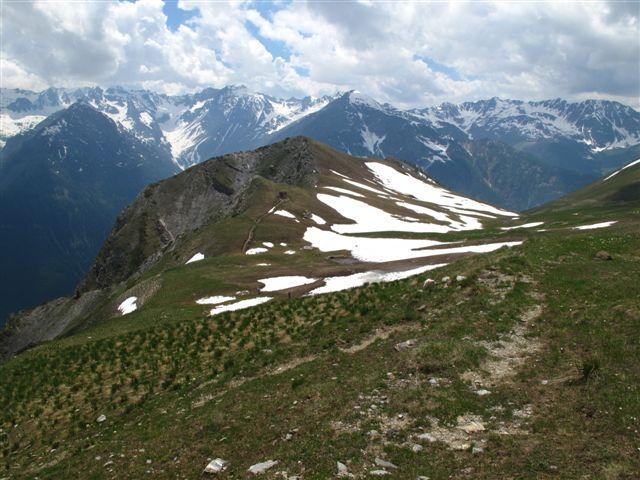 Gias (Cima del) Anello Cima del Gias-Cima della Montagnetta, da Moriglione S. Lorenzo 2010-06-05