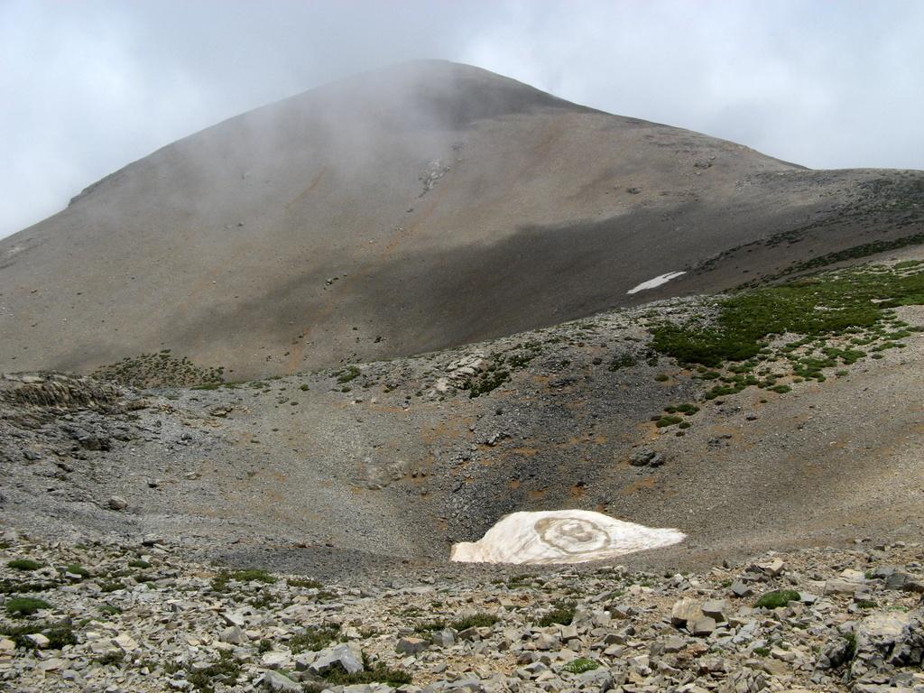 Il Monte Ida visto dallo Stolistra