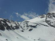 La gran Serra dal ghiacciaio