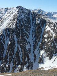 canale visto dalla Gran Gorgia (marzo 2008)