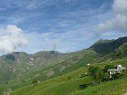Partenza da Alpe Frera