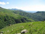 Panorame verso Vasivrezza e Pian delle Nere
