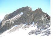 Il Corno di Maria(marienhorn) dalla base della cresta nord.est del M.Nery