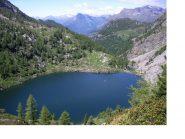 Il lago di Frudiera