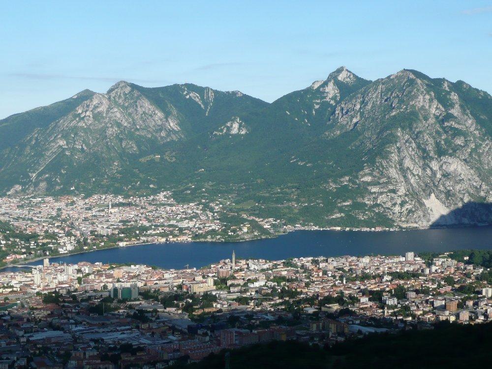 Quel ramo del lago di Como.