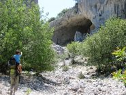 entrata grotta
