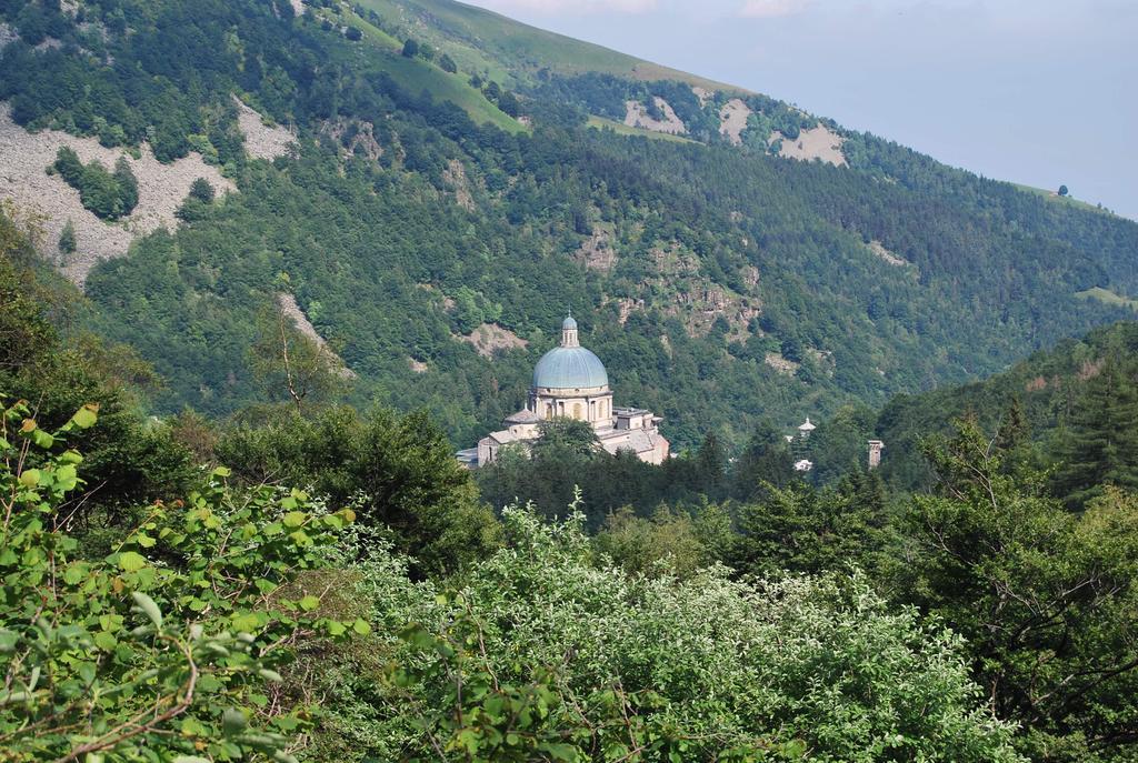 Camino (Monte) Traversata Fontainemore– Santuario di Oropa 2010-06-26