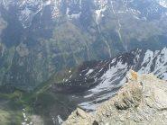panorama dalla punta sul versante Rhemes