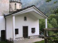la chiesetta di Vrù