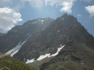 Ferrata degli Alpini verso la punta Charra