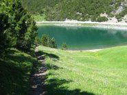 Il lago delle scale...