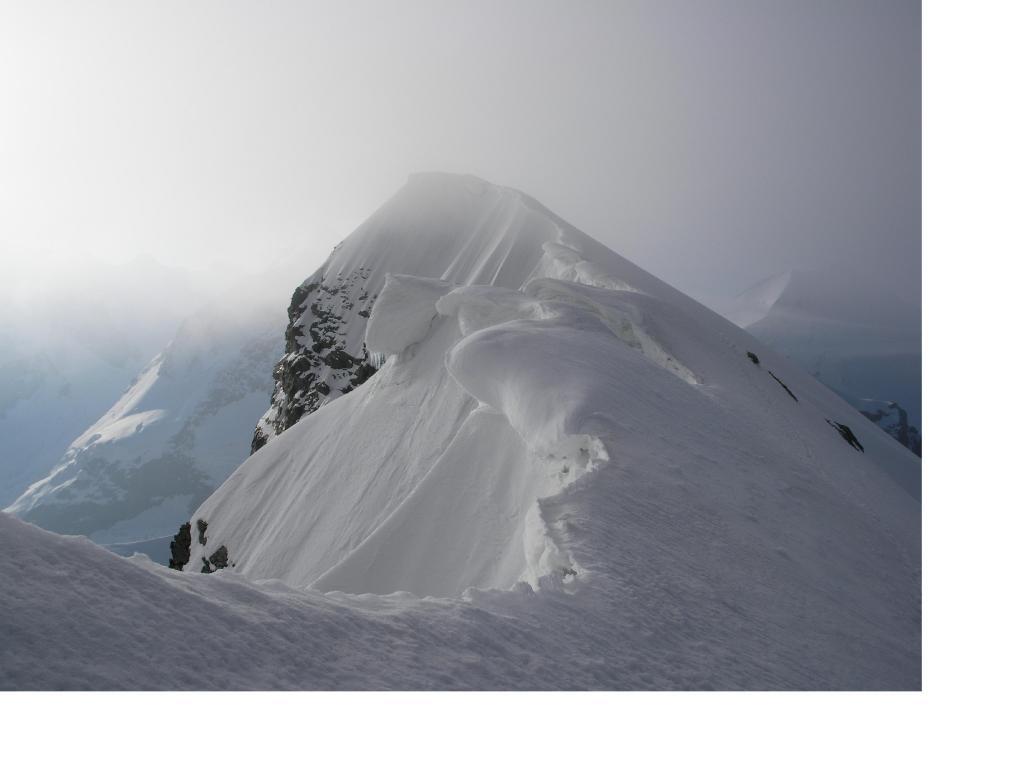 Le Rocce Nere salendo al Breithornswilling