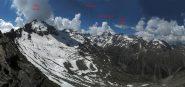 Le montagne della Valeille: Arolla, Ondezana, gli Apostoli, le Punte Patrì