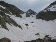 ancora neve nel vallone balma-ghille