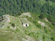 un vecchio fortino militare