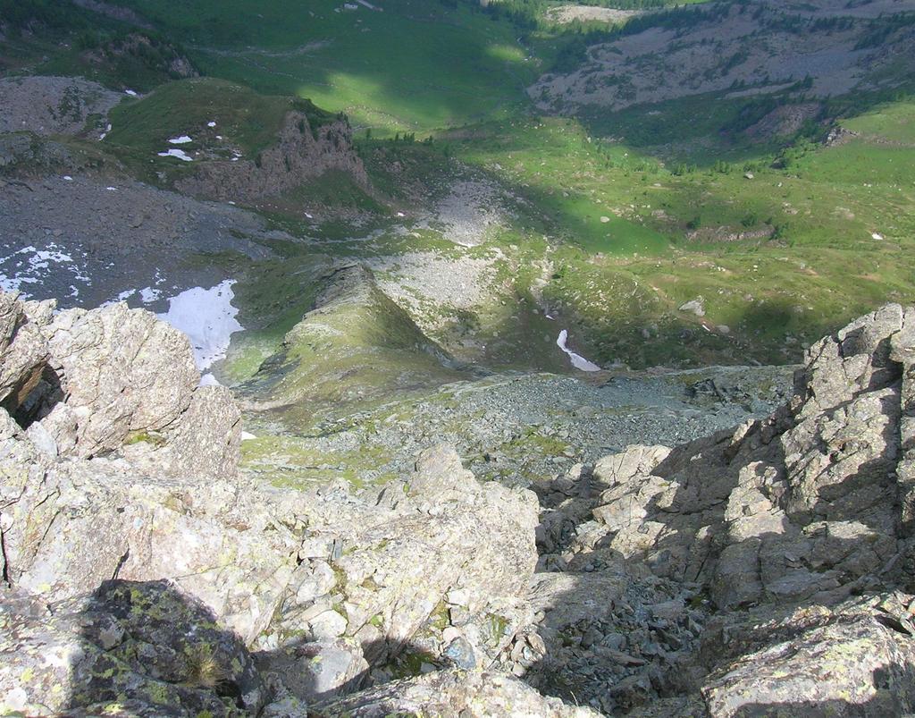 panorama dalla cresta