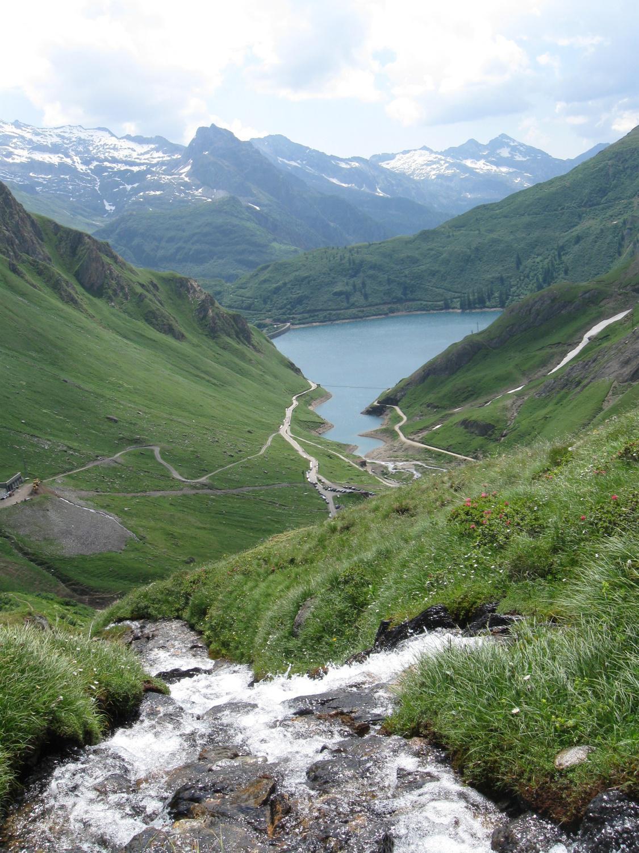 Lago di Morasco salendo al Bettelmatt