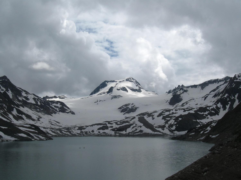 Lago del Sabbione e Punta d'Arbola