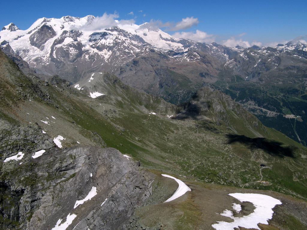 Monte Croce e Palon di Nana