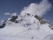 mont Maudit dopo la discesa