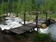 il ponte alla partenza