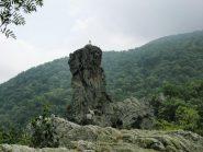 rocca ripresa al ritorno