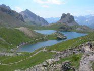 Lago di Roburent 2426 m.