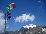 Il Mont Velan dal Rifugio
