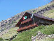 il rifugio Alpe Planes