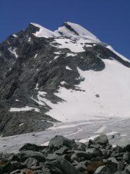 Hohlaubgrat dal ghiacciao
