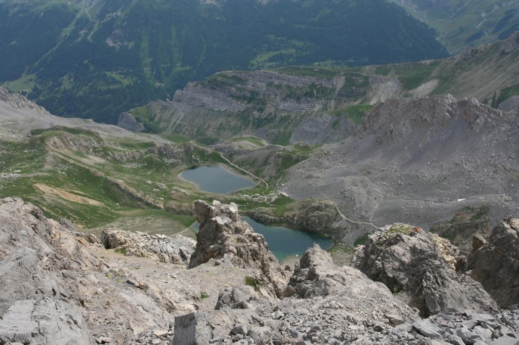Laghi inferiori di roburent