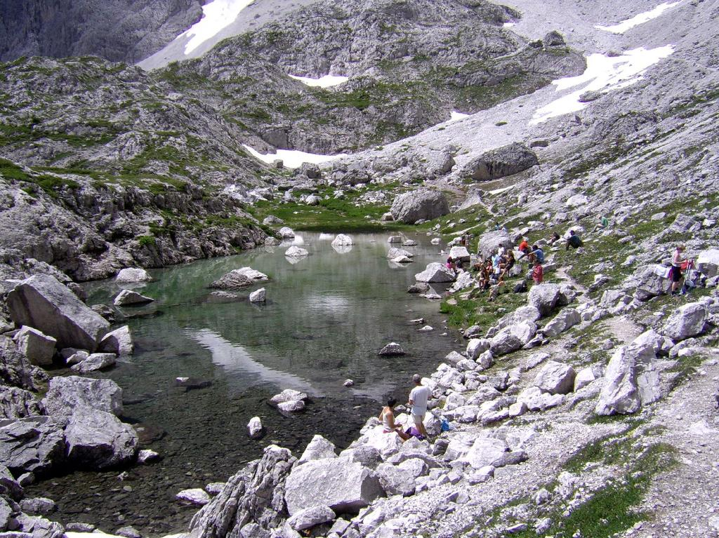 Lago Popera