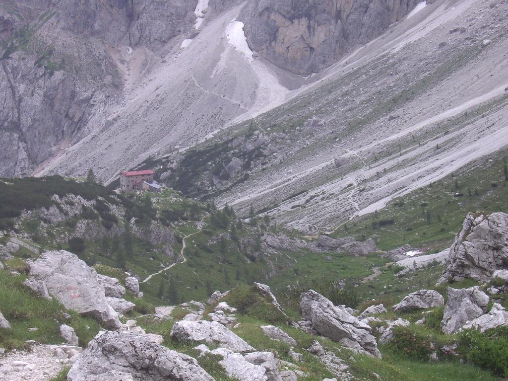 Popera (Vallone di) Anello dal Passo di Monte Croce 2010-07-19