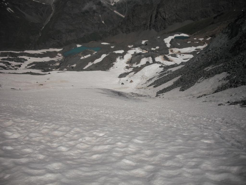 si sale bene su neve morbida