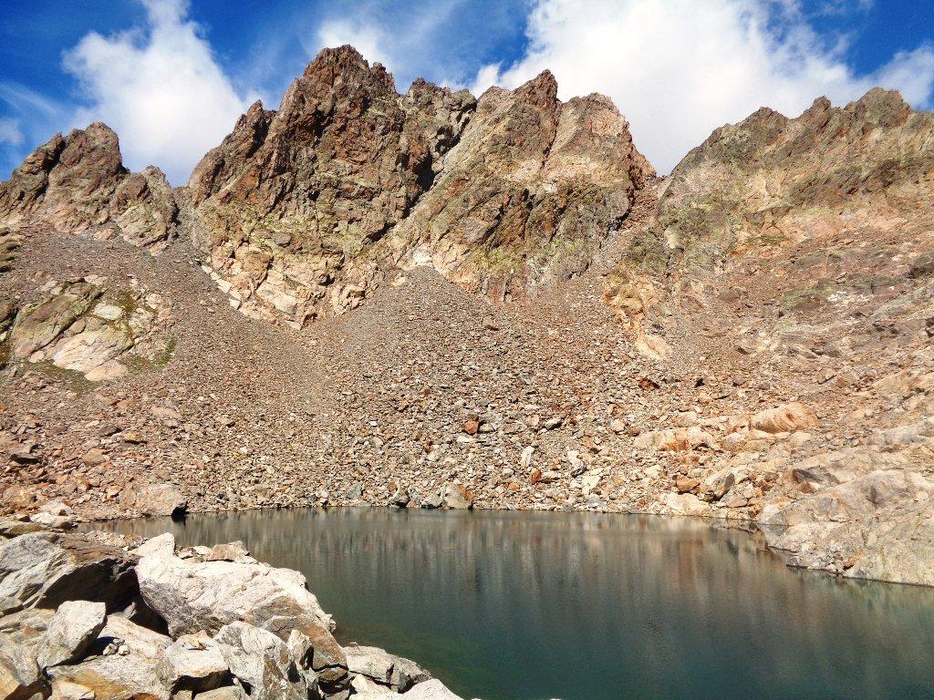 La Cima rispecchiata nel Lago