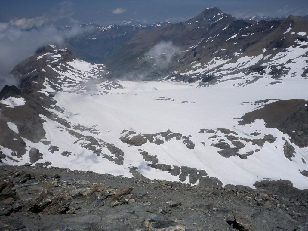 ghiacciaio di Ribon
