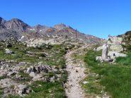 Arrivo al Col de Longet