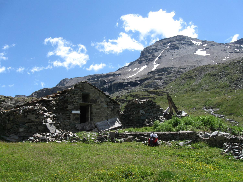 Alpe Ervilliéres (2538 m)