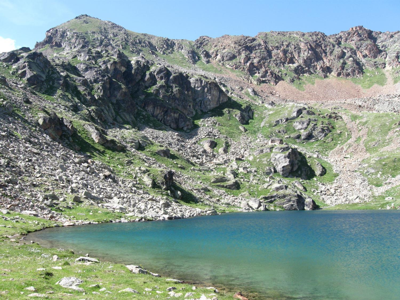 Lago di Lussert inferiore (2781 m)