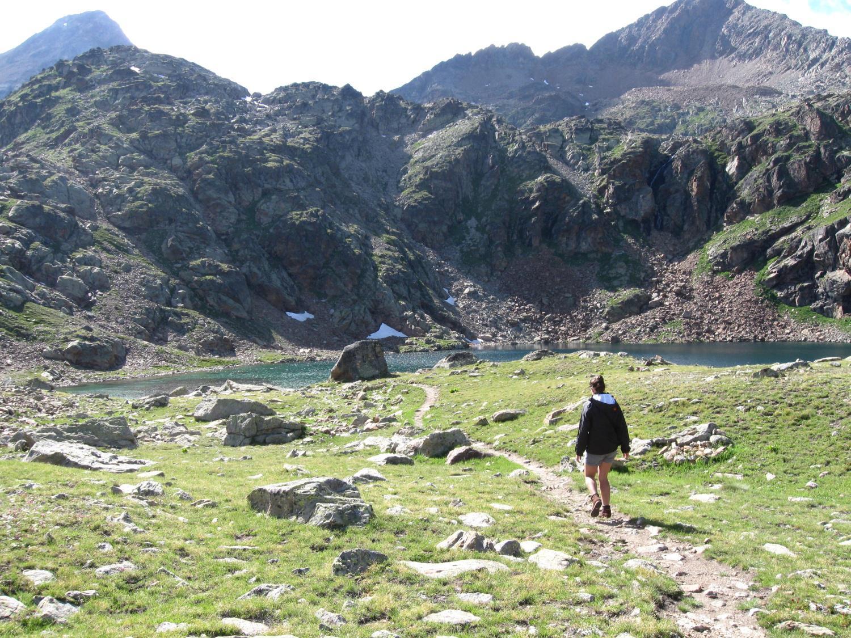 Lago di Lussert medio (2800 m)