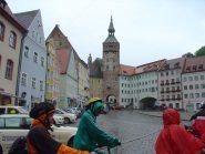 Arrivo a Landsberg