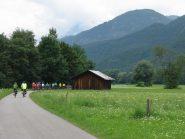 Uscendo da Innsbruck