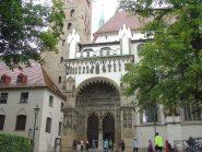 Portale del Duomo di Augsburg