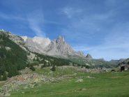 All'inizio della valle Clarèe