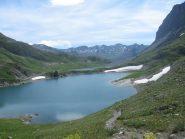 Lac du Grand Ban e lac Ronde