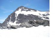 Il Roccia... da sopra il col de la Resta