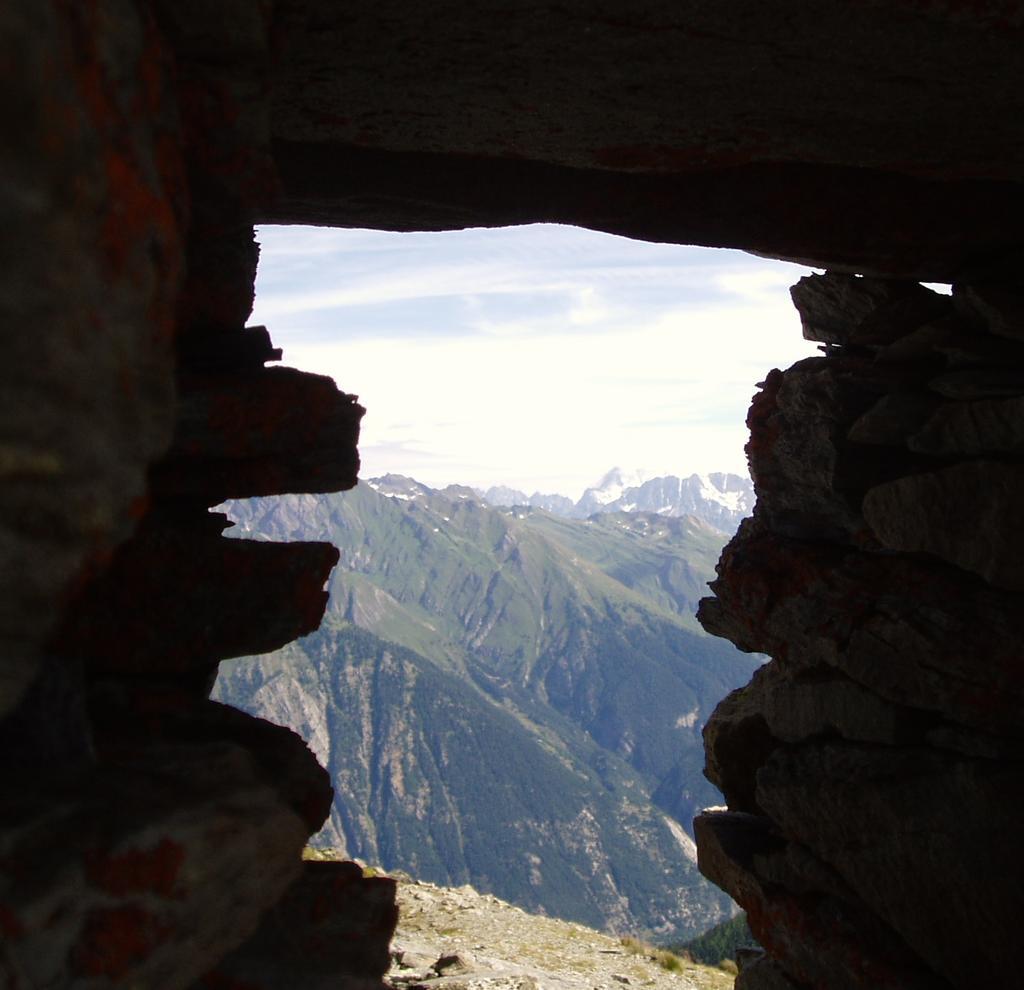 finestra della fortificazione
