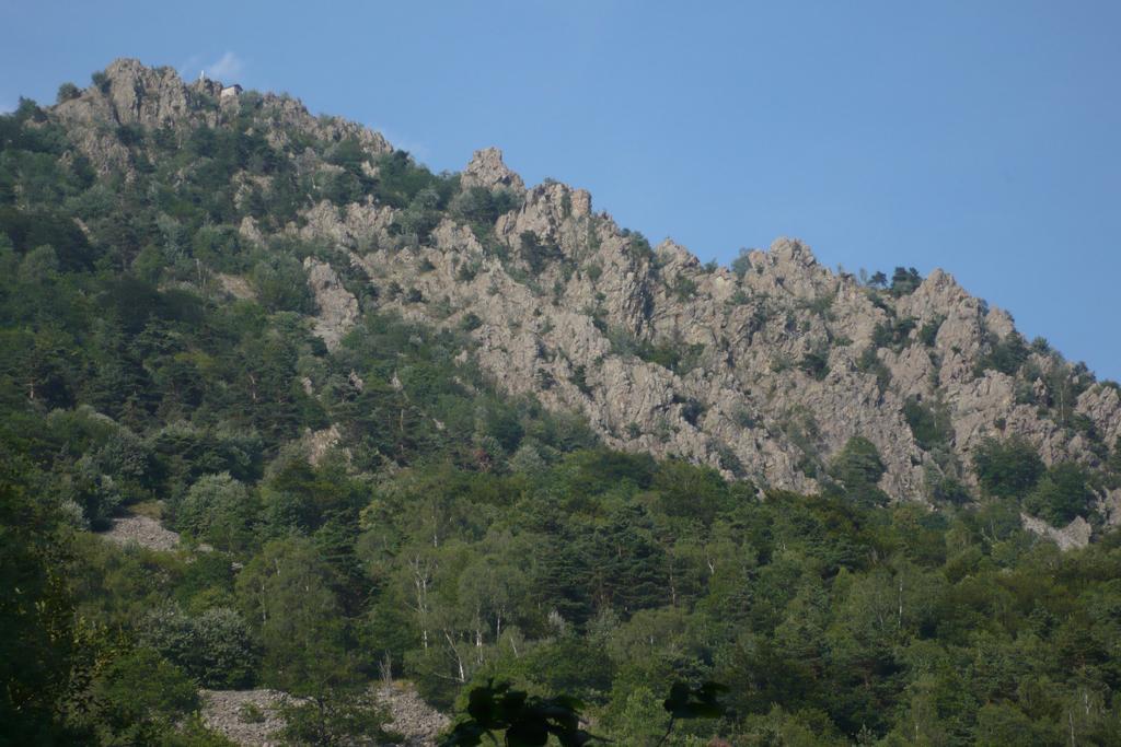 La cresta da Celle